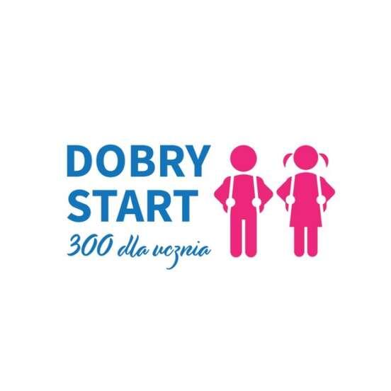 Świadczenie Dobry Start 300+